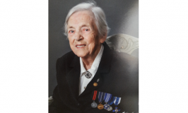 Esteri Koski-Lammi, virkeä 100 vuotias