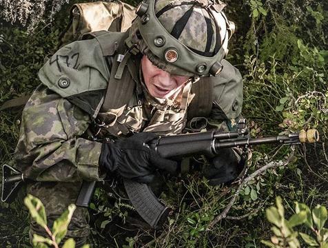 Maanpuolustustahto – asennetta ja kuntoa